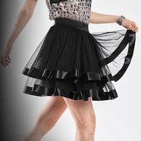 Faldas de tul | Aprender manualidades es facilisimo.com