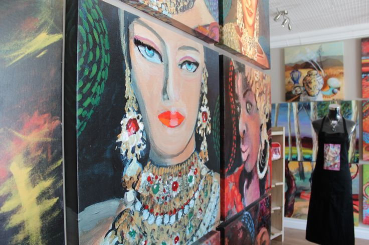 Jolè Designs Shop | Inside