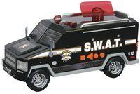 Voertuig Road Rippers Rush & Rescue S.W.A.T.-auto