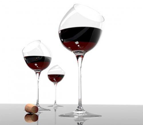 Unique Wine Glasses Cheaper Than A Shrink Pinterest