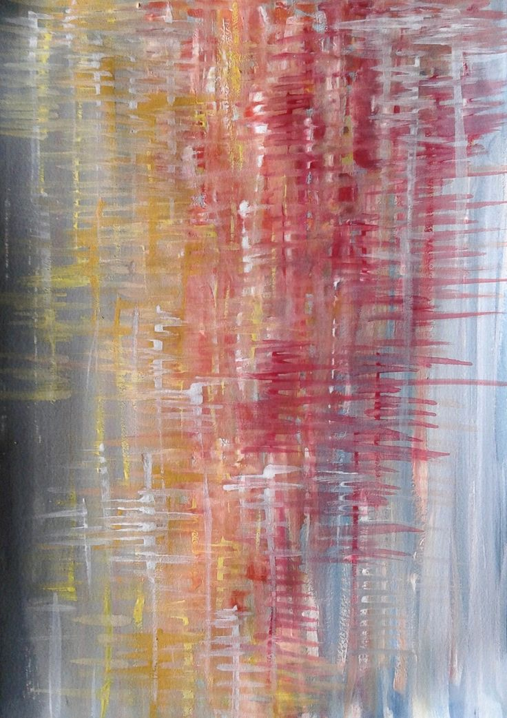 "Aquarelle - ""Vertical Meltdown"" - 2014"