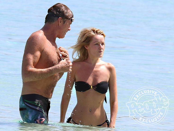 David Hasselhoff and Hayley Roberts Spotted on Romantic Caribbean Vacation in Barbados