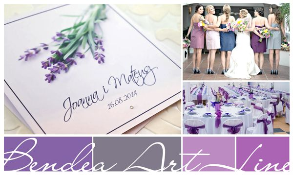 Zaproszenie Lavender Day