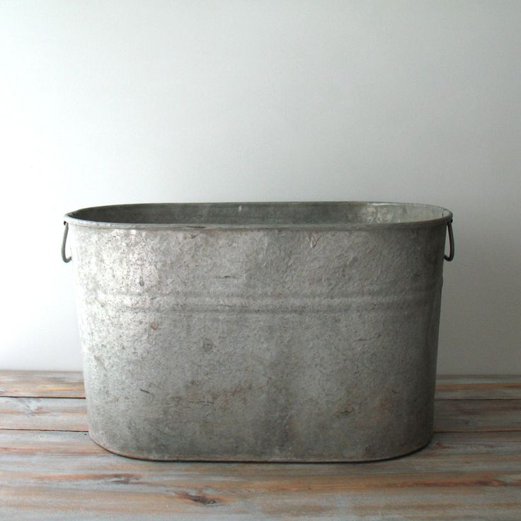 Best 25 Galvanized Tub Ideas On Pinterest Farmhouse