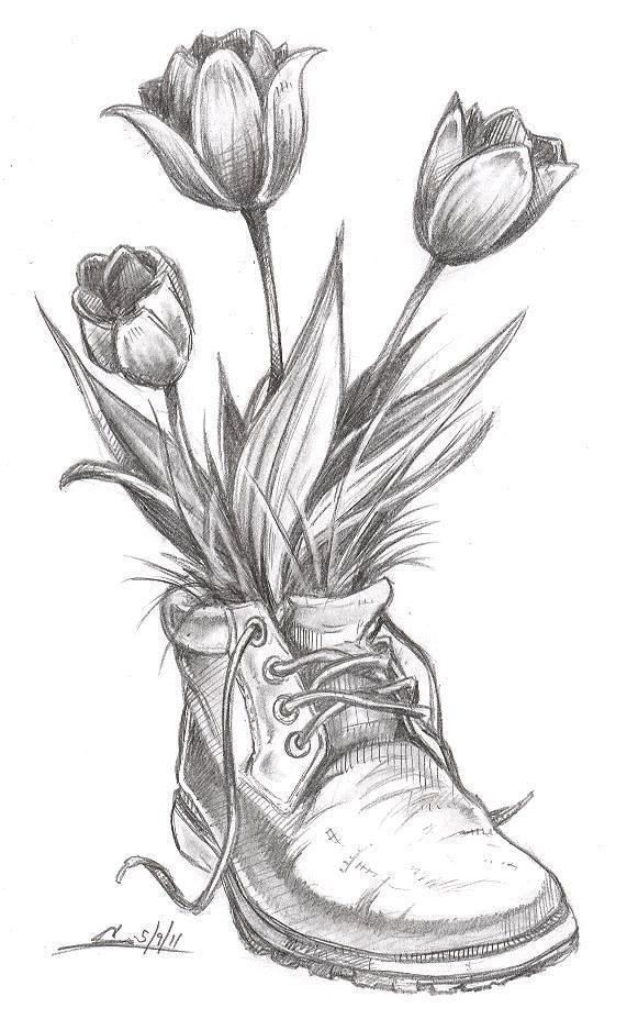 Pin By Lkaylebaron On Art In 2021 Pencil Drawings Of Flowers Art Drawings Sketches Pencil Sketch Drawing