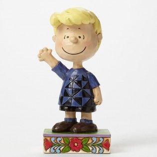 Jim Shore Peanuts Schroeder
