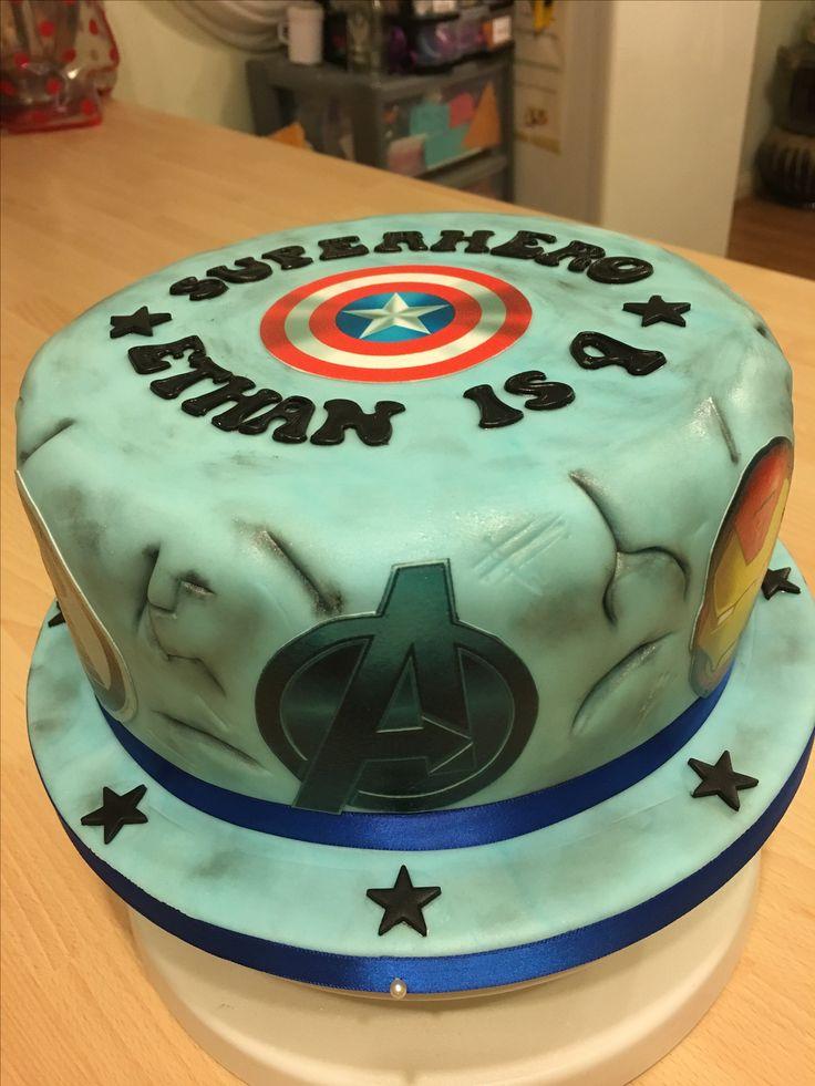 Ant Man Cake Design : 1000+ ideas about Marvel Cake on Pinterest Avenger cake ...