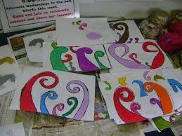 koru art for kids - Google Search