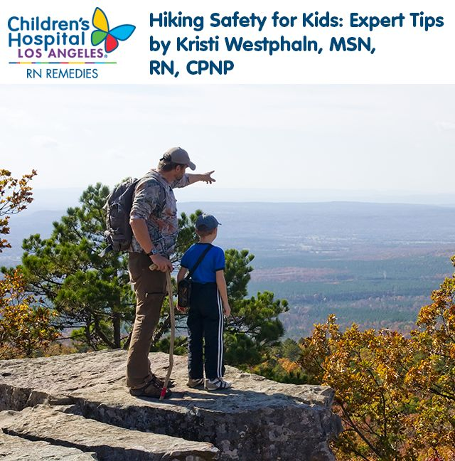 Hiking Safety for Kids: Expert Tips - Before you go hiking ...
