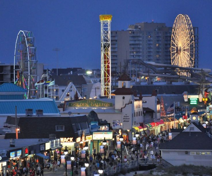 Ocean City, New Jersey. Oh gosh, how many times as a young girl did I stroll the boards in the evenings with my grandmom, looking for trinkets and souvenirs of each summer at the shore, not to mention ice cream cones, pizza slices, salt water taffy...and a game or two of miniature golf...