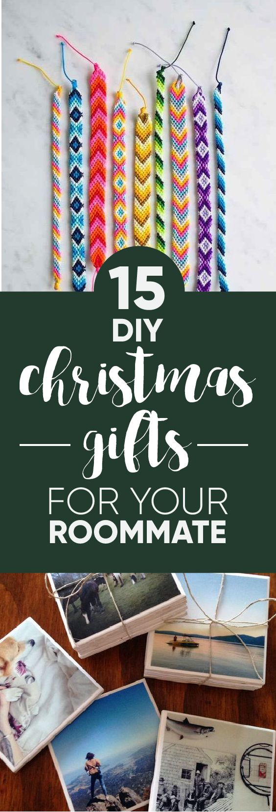 15 DIY Christmas Gifts For Your Roommate Part 69