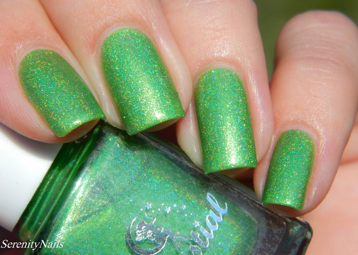 You Can Eat The Grass? swatched by @serenity