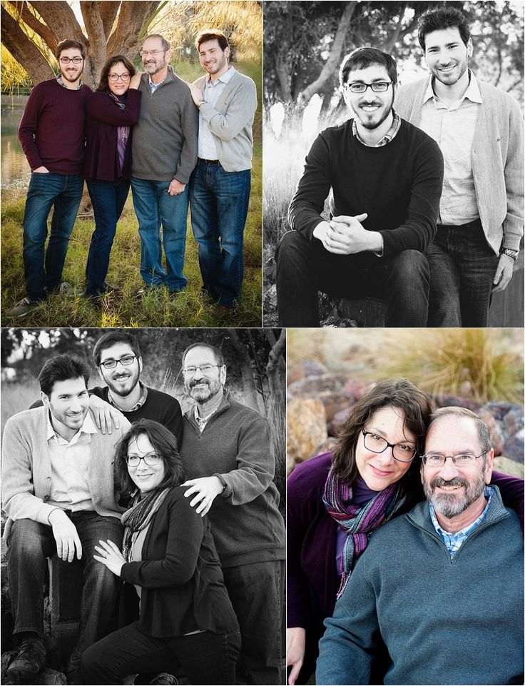 Family Photo Session with Adult Children | Scottsdale Family Photography | [en]frame photography by rachel boyer