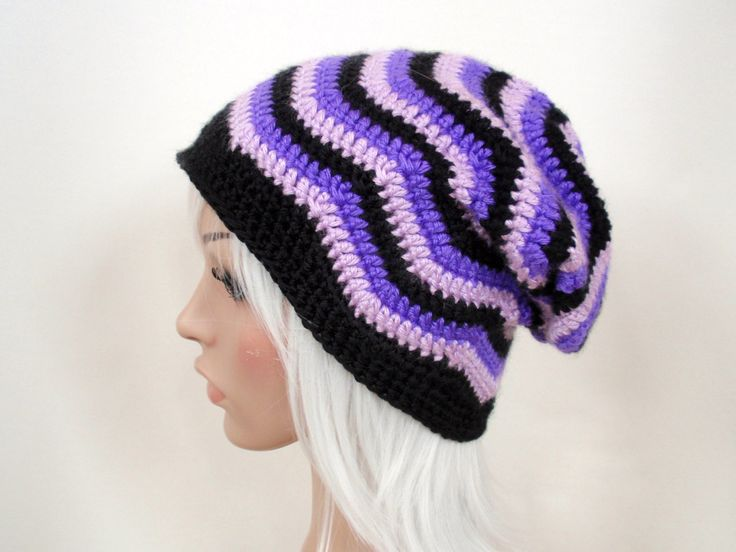 Best 25+ Slouchy Beanie Pattern ideas on Pinterest ...