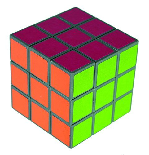 #PopularKidsToys Just Added In New Toys In Store!Read The Full Description & Reviews Here - Classic Magic Cube Puzzle - Girl, Girls, Child, Kids Quality, Popular, Well Made Games, Toys Stocking Fillers Ideas - Classic Magic Puzzle Cube – Twist It, Turn It, Try And Solve It! The world`s best-selling and ultimate brain teaser puzzle Incredibly addictive and challenging , see if you can solve all six sides Can you master the magic cube? Ideal gift / present for all adults