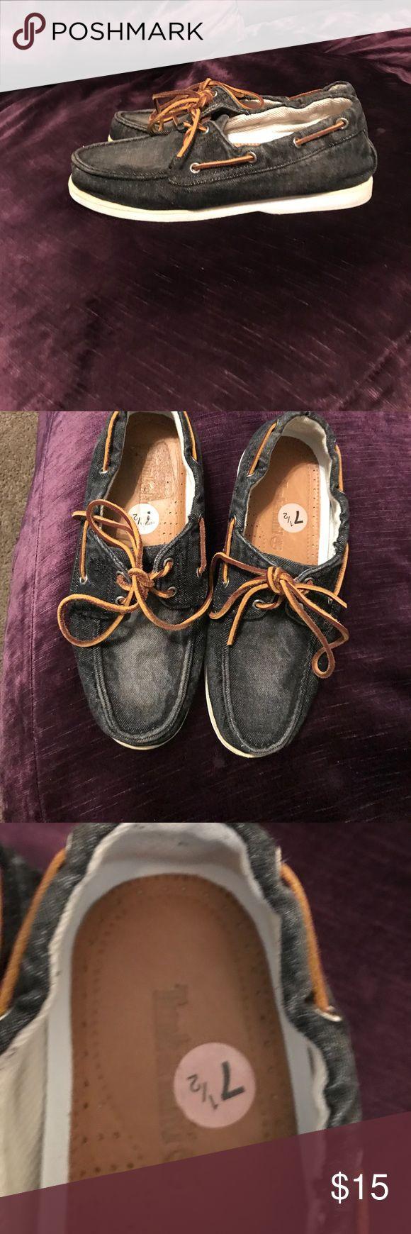 Denim Timberland shoes Boy's/Men Denim Timberland shoes Timberland Shoes Loafers & Slip-Ons