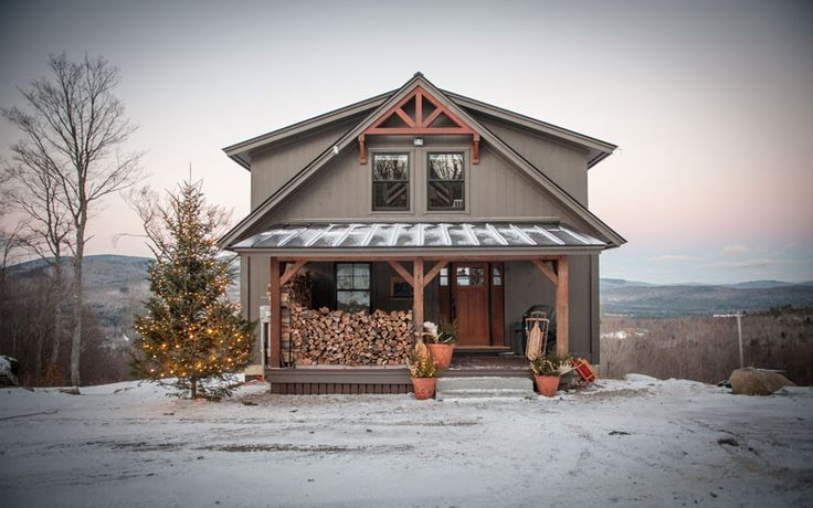 1000 images about cabin tobacco barn on pinterest for Tobacco barn house plans