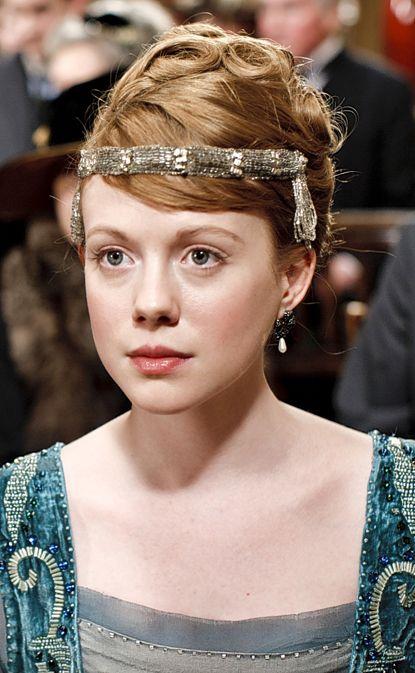 Lavinia Swire - Downton Abbey Wiki