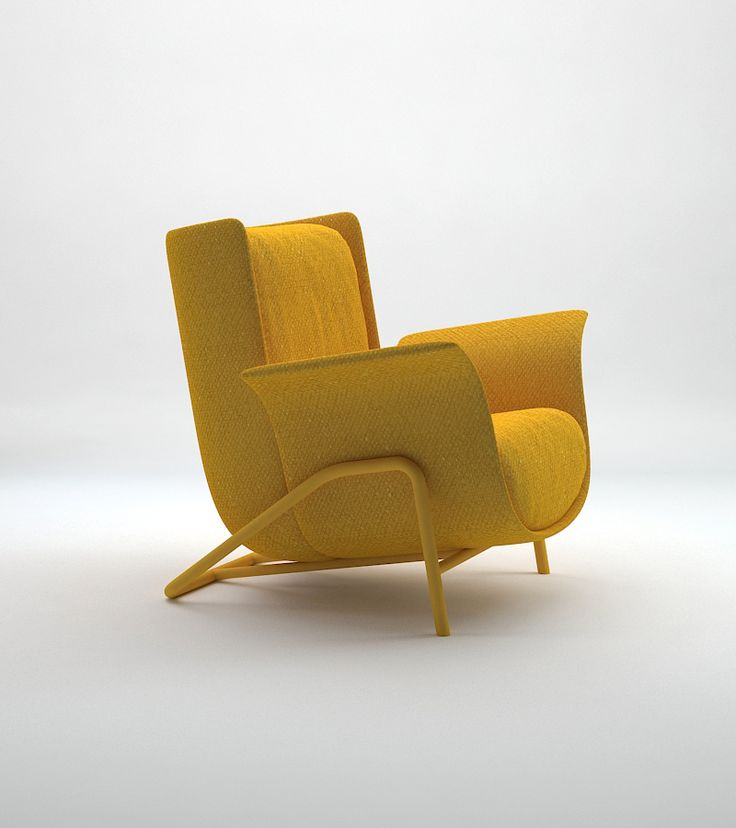 NOVA WREN lounge chair // design rjw elsinga 2014 ..... totally looking for an awesome design label that wants to work with me! :)