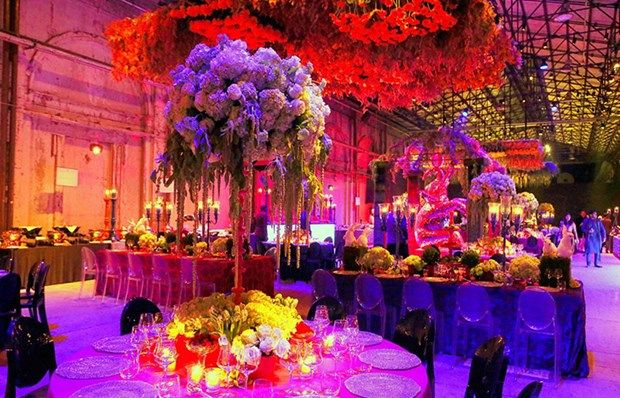 Milyon dolarlık düğün! Hindistan