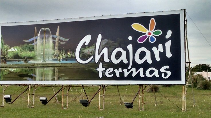 Parque termal de Chajari