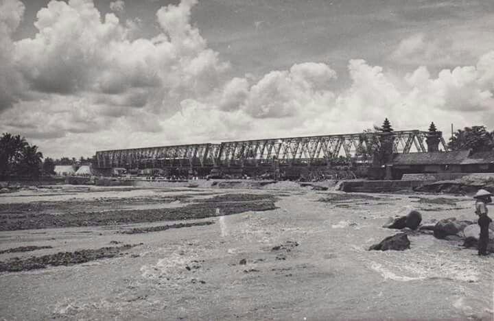 Jembetan Krusak, Semarang, 1977