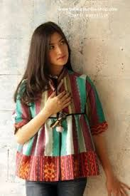 Image result for tenun poncho