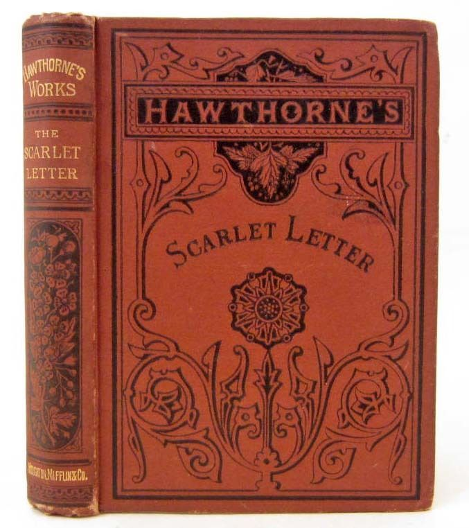 1 07 the scarlet letter Is related to one of the four major char-  this content downloaded from 66249 7941 on fri, 07 sep 2018 01:08:53 utc  the scarlet letter enveloped its fated.