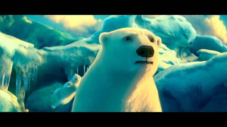 """Coca - Cola przedstawia film """"Misie Polarne"""""""