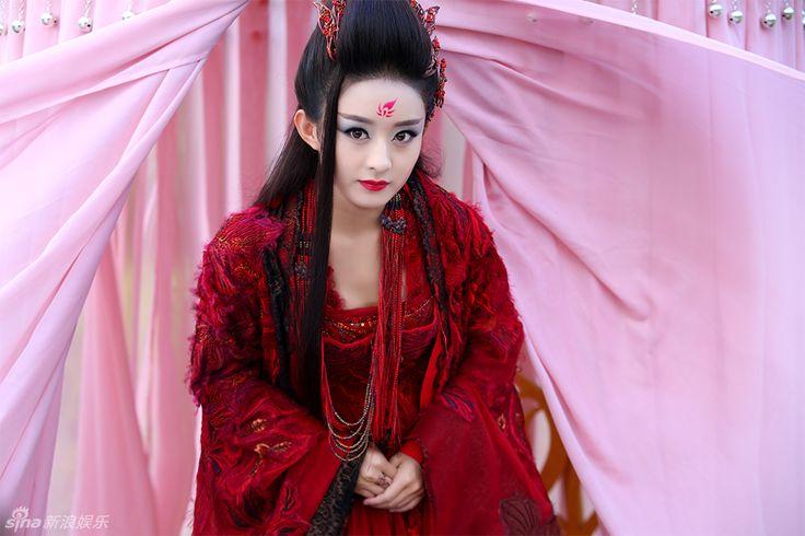 "The Journey of Flower (Hua Qian Gu): Episode 41 – 44 ""Escape."" » A Virtual Voyage"