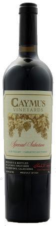 Caymus Special Selection Cabernet Sauvignon 2009