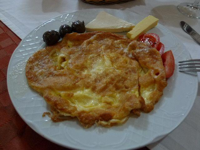 Omlette | Albanian Cuisine | Pinterest
