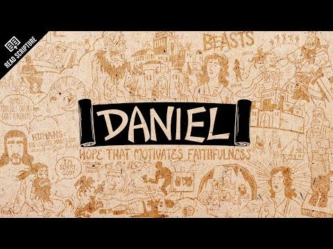 The Book Of Daniel - A Study Guide - Executable Outlines