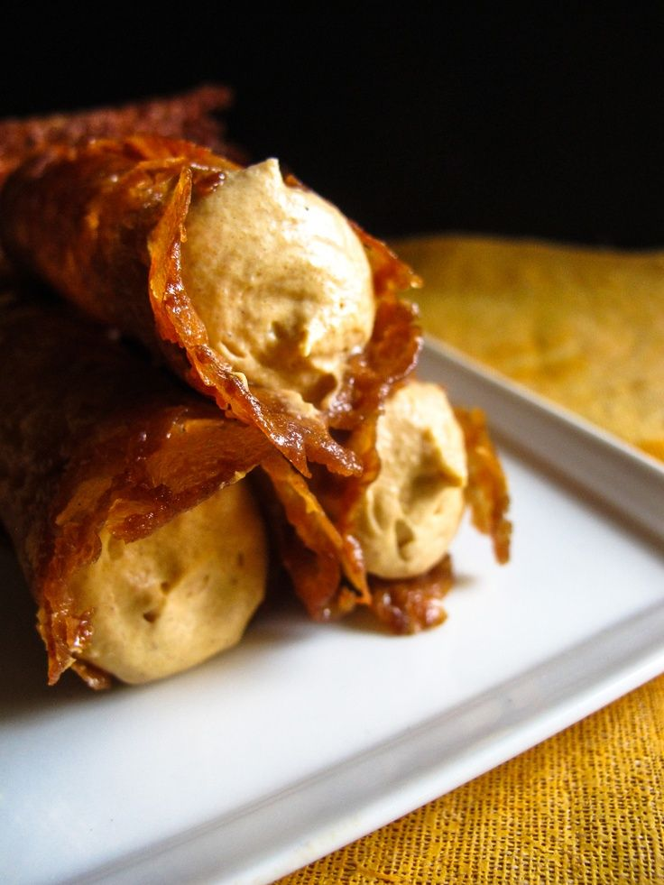 Sweet Italian Cannolis - This ''little tube'' is an amazing dessert, directly from Sicily, Italy. It is a perfect ending to any Italian dinner, or a classic meal. This a general Italian pastry filled with a sweet, creamy filling usually containing ricotta. You can fill them with chocolate, vanilla, and many other ingredients, that depend on your taste, or the taste of your family or friends. - Dragan - https://twitter.com/Colorful_Planet