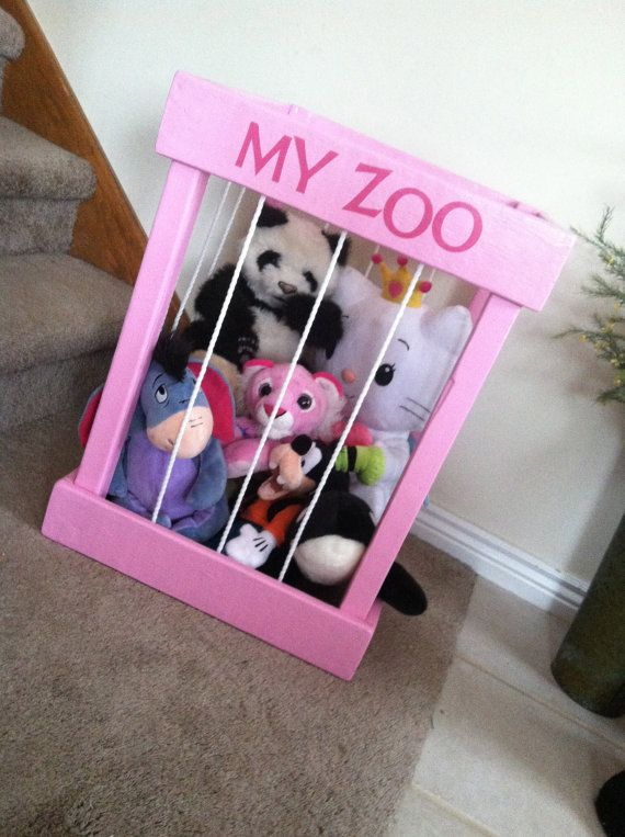 stuffed animal zoo instructions