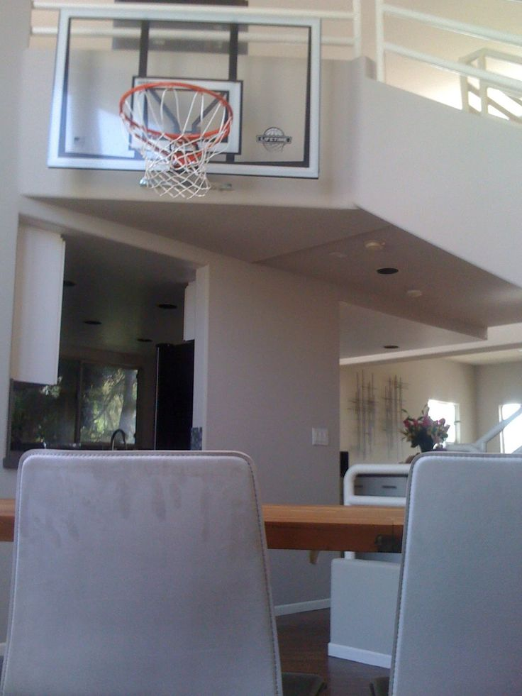 Chalkboard Basketball Hoop ...