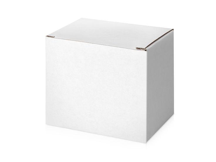 Коробка для кружки Когда вы что-то дарите, важно абсолютно все, в том числе упаковка. Эта картонная коробка идеально подойдет для кружки. Впрочем, вы можете положить в нее любой другой подарок, подходящего размера.