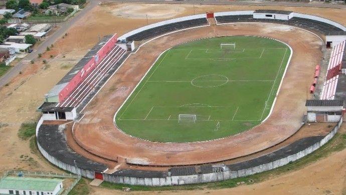 Estádio Gilberto Mestrinho - Manacapuru (AM) - Capacidade: 8 mil - Clube: Princesa do Solimões