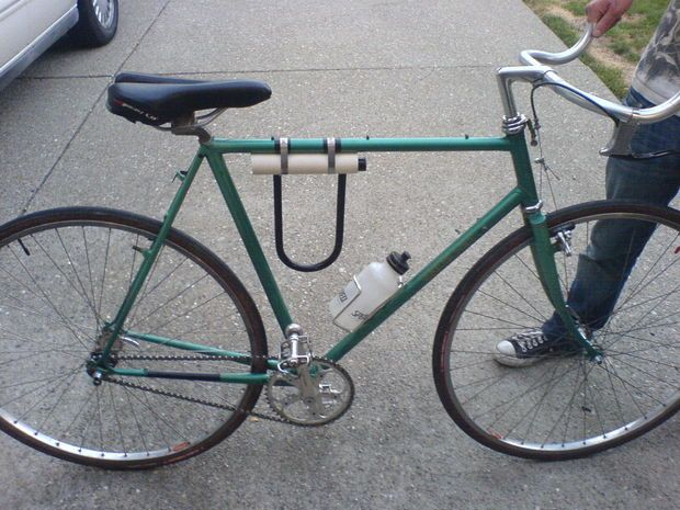 40 Best Bicycle Locks Integrated Locks Etc Images On Pinterest