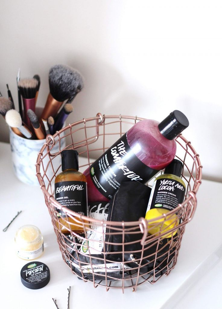 My Favourite Lush Shower Scents