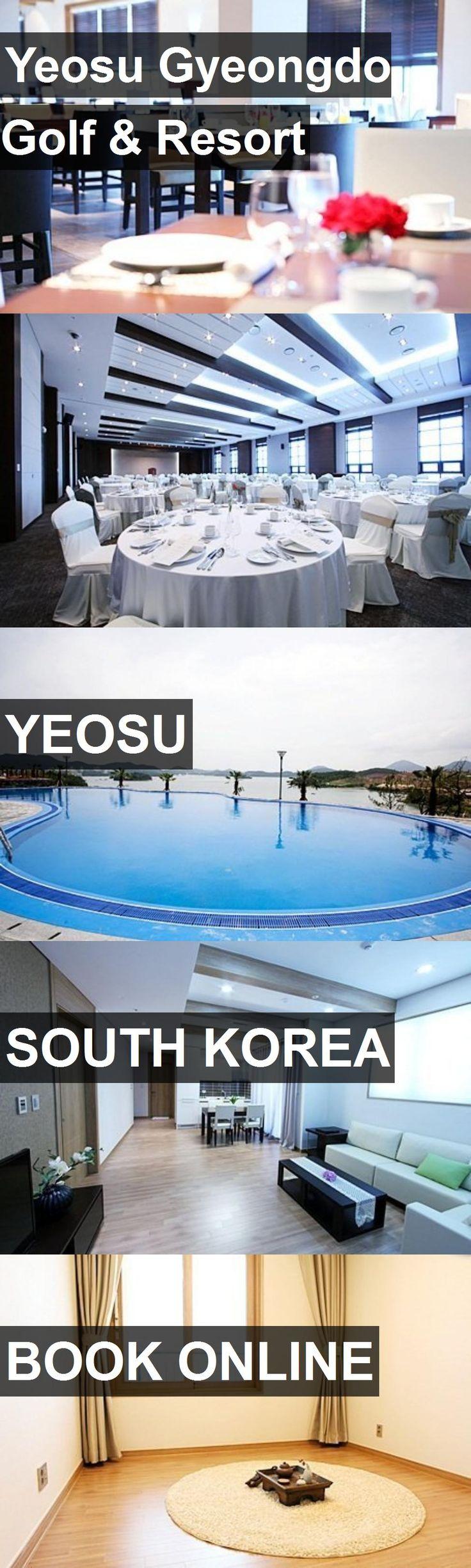 Hotel Yeosu Gyeongdo Golf