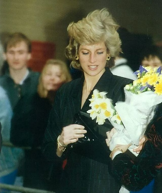 Over the course of 12 years, Julia McCarthy-Fox traveled thousands of miles around the world to take photos of Princess Diana, along with Pr...