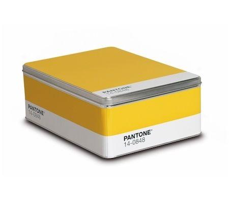 Seletti Pantone Box Opbevaringsæske