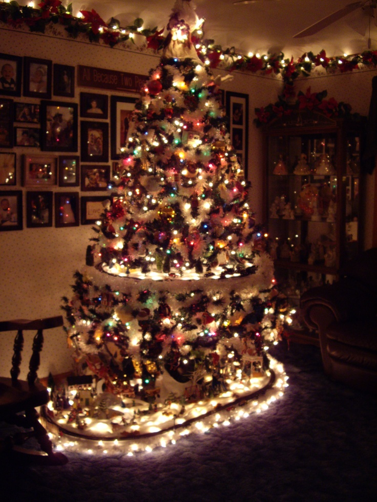 79 best images about Christmas Trees on Pinterest ...