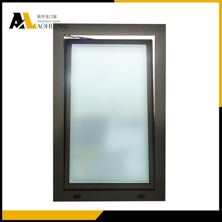 Aluminum Alloy Tilt and Turn Window