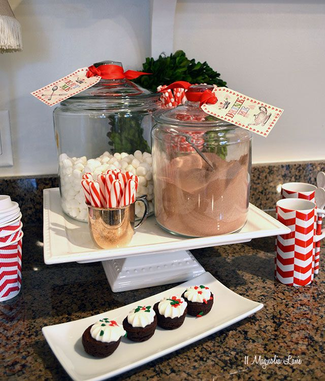 Throwing A Christmas Party At Home: 552 Best Images About 11 Magnolia Lane Throws A Party