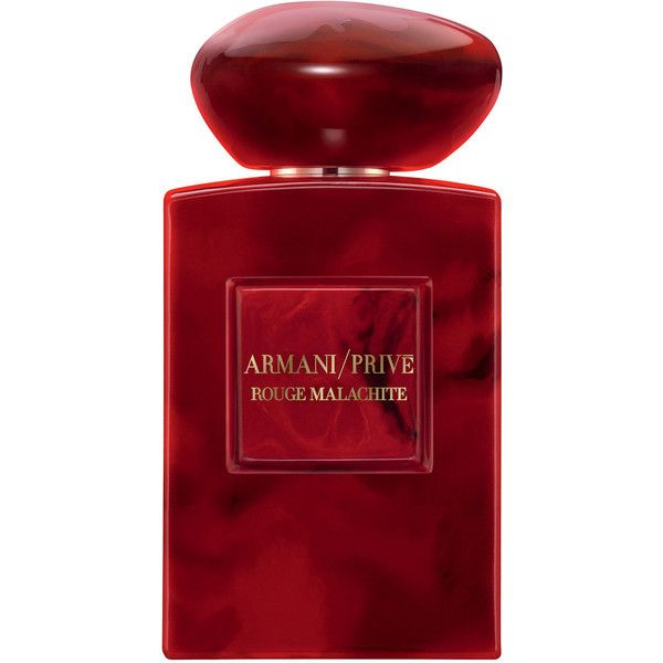 Giorgio Armani Privé Rouge Malachite Eau de Parfum (455 CAD) ❤ liked on Polyvore featuring beauty products, fragrance, flower fragrance, eau de parfum perfume, flower perfume, eau de perfume and giorgio armani