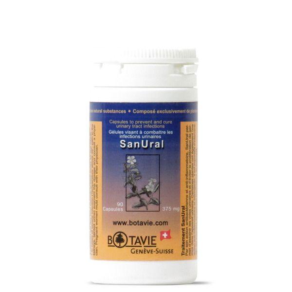 La Vie Naturelle, SanUral, infections urinaires, brulures, Botavie http://www.la-vie-naturelle.com/fre/2/sanural