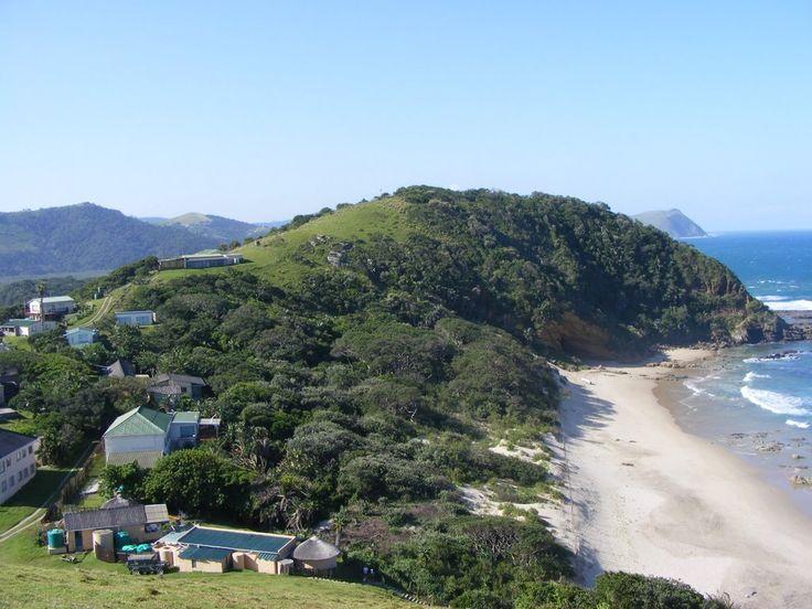Mgazana Beach
