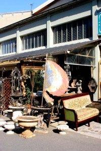 Flea market - paris